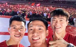 Những bức ảnh chứng minh: Dù cho vật đổi sao dời, 3 cầu thủ U23 này chỉ có một biểu cảm selfie duy nhất