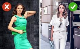 Bắt lỗi 5 kiểu ăn mặc khiến bạn già đi cả chục tuổi