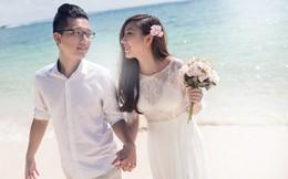 Chồng ngoại quốc điển trai của em gái Trấn Thành là ai?