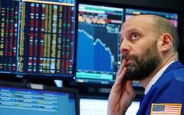 """Chứng khoán Mỹ """"phát điên"""", nhà giàu mất 114 tỉ USD"""
