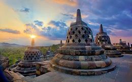 Ngôi đền Phật giáo lớn nhất thế giới: Nơi ngắm bình minh và hoàng hôn tuyệt đẹp!