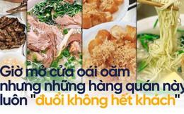 """5 địa điểm ăn uống ở Hà Nội """"đuổi không hết khách"""""""