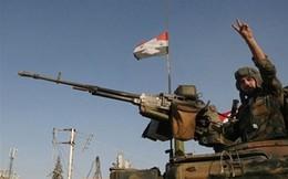 """Khốc liệt cuộc chiến hầm hào ở Đông Ghouta, tăng T-72 Syria """"chết hụt"""" trước tên lửa"""