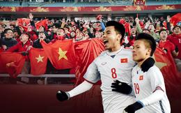 """Đừng """"hạ cánh"""" U23 Việt Nam ạ, mà cứ phải bay cao nữa!"""