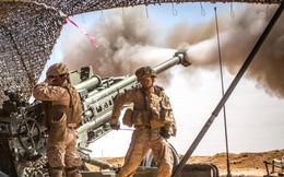 Tại Syria, một tiểu đoàn pháo Mỹ lập kỷ lục bắn nhiều đạn nhất kể từ sau chiến tranh VN