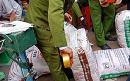 Thái Bình: Phát hiện khoảng 4 tấn bột ngọt nghi bị làm giả