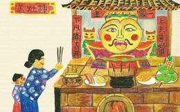 Tục thờ cúng Táo quân ở Trung Quốc khác gì Việt Nam?