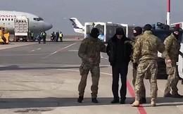 Thủ tướng và các Phó Thủ tướng tạm quyền của Dagestan bị bắt