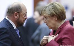 """Thỏa thuận """"Đại liên minh"""" tại Đức: Cuộc hôn nhân không có tình yêu"""