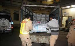 Giấu 1,1 tấn gỗ quý hiếm trong bao tải để qua mặt cơ quan chức năng