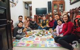 Ngày 23 tháng Chạp giản dị, đầm ấm của gia đình Hà Nội tứ đại đồng đường