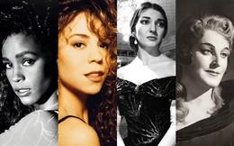 6 Diva khuynh đảo thế giới khiến ca sĩ Việt ngưỡng mộ - họ là ai?