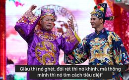 """Danh hài Chí Trung: """"Nghệ sĩ hài nhân cách, văn hoá đến đâu thì chọn điểm cù ở đó"""""""