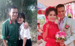 Cái kết đẹp cho cặp đôi yêu 26 ngày, chàng đi bộ đội 2 năm