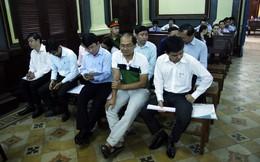 """Vụ 10 """"sếp"""" Navibank hầu tòa: Chỉ có nữ Trưởng phòng quản lý rủi ro nhận tội"""