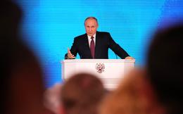 """Thông điệp liên bang 2018: Khoe vũ khí tối tân, ông Putin """"thức tỉnh bất kỳ kẻ xâm lược nào"""""""