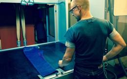 Levi's sẽ sử dụng tia laser để sản xuất quần jean