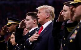 """Cuộc duyệt binh giữa Washington thành hiện thực: """"Ý tưởng thiên tài"""" của tổng thống Trump"""