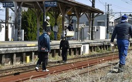 Phát hiện thi thể một nam công nhân Việt Nam với nhiều vết chém trên người tại gần nhà ga Nhật Bản