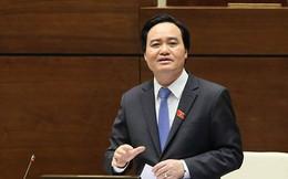 """Bộ trưởng Phùng Xuân Nhạ: """"Sinh viên sư phạm cũng cần đóng học phí"""""""