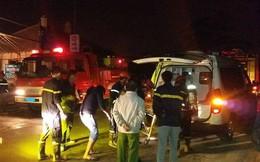 Hiện trường vụ cháy biệt thự ở Đà Lạt khiến 5 ngưởi tử vong