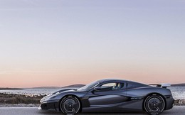 Xe nhanh nhất thế giới Rimac C_Two: 2.000 mã lực, 0-100km/h trong 1,85 giây
