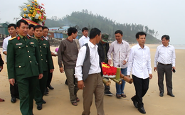 Giấc mơ chập chờn nhớ thương của đồng đội về 64 anh hùng Gạc Ma