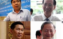 Thay đổi, điều chỉnh lĩnh vực phụ trách của 4 lãnh đạo UBND TP.HCM