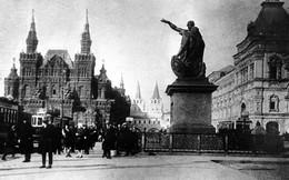 Ảnh: Moscow trong những năm đầu là thủ đô của nước Nga