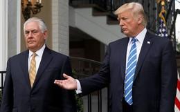 """Cựu Ngoại trưởng Tillerson ra đi, Trung Quốc """"hết cửa"""" mặc cả với Mỹ?"""