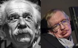 Stephen Hawking sinh trùng ngày mất của Galileo Galilei, mất trùng ngày sinh của Albert Einstein