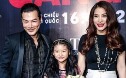 Trần Bảo Sơn bất ngờ vì sự xuất hiện của Trương Ngọc Ánh và con gái