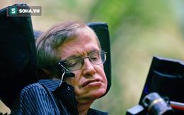 """""""Vũ trụ, thời gian, tình yêu và Stephen Hawking"""""""