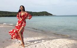 Cuộc đua gợi cảm của Hoàng Thùy, Mâu Thủy sau Hoa hậu Hoàn vũ Việt Nam