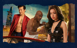 Phim hài nhảm của Mike Tyson, Trần Bảo Sơn và Elly Trần: Xem và phát cáu!