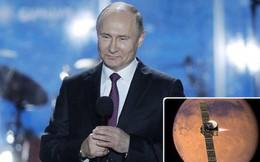 Nước Nga tiết lộ kế hoạch tham gia vào mục tiêu chinh phục sao Hỏa của nhân loại