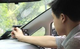 Năm 2018, dán thẻ thu giá không dừng miễn phí cho 2,8 triệu ôtô