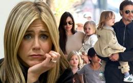 Thực hư chuyện Jennifer Aniston gặp gỡ thân mật con chung của Brad Pitt và Angelina Jolie