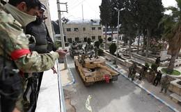 Syria: Thổ Nhĩ Kỳ chiếm toàn bộ Afrin, đẩy người Kurd khỏi thành phố