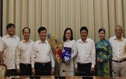 Bà Nguyễn Thị Hồng Hạnh làm phó giám đốc Sở Tư pháp TP