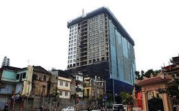 Chủ đầu tư toà nhà 8B Lê Trực bất ngờ rút đơn kiện UBND quận Ba Đình