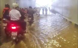 Đà Nẵng: Ngập nước không ảnh hưởng chất lượng hầm chui Điện Biên Phủ?