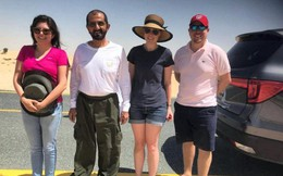 Quốc vương Dubai giải cứu nhóm du khách gặp nạn giữa sa mạc