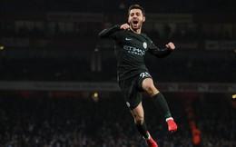 """Wenger câm lặng, Arsenal """"tan xác pháo"""" trước Man City"""
