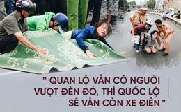 """""""Ở Việt Nam, quá nhiều người biến vô lăng thành họng súng"""""""