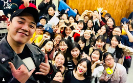 Ngày mai, em út đẹp trai của nhóm Big Bang - Seungri có mặt tại Hà Nội