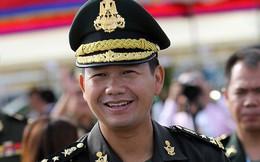 Con trai cả Thủ tướng Hun Sen thêm chức cao