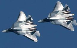 """Su-57 """"đánh nhanh, rút gọn"""" khỏi Syria: Cái kết quá hụt hẫng!"""