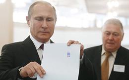 Hé lộ bất ngờ tỷ lệ cử tri Nga ở nước ngoài bỏ phiếu bầu ông Putin
