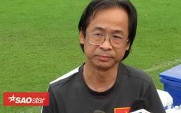 Ông Nguyễn Lân Trung nói gì về chuyện lộ tin nhắn kêu gọi đề cử chức phó Chủ tịch VFF?